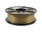 Mobile Preview: Flashforge PLA Vollfarbig Gold 1.75 mm 1 kg