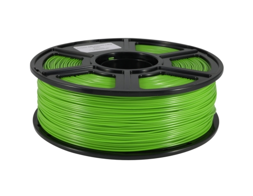Flashforge ABS Filament Grün 1.75 mm 1 kg