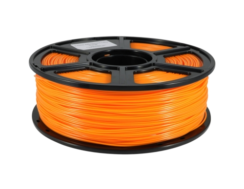 Flashforge ABS Filament Orange 1.75 mm 1 kg