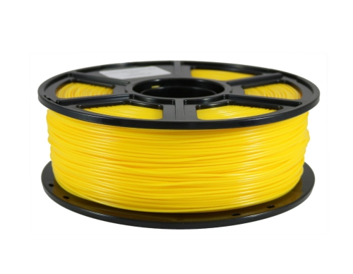 Flashforge ABS Filament Gelb 1.75 mm 1 kg