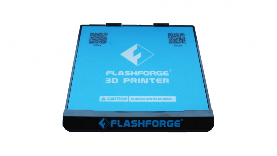 Flashforge Finder Bauplattform