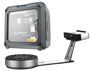 Flashforge Creator 3 + Einscan-SP 3D-Scanner Bundle