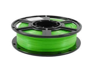 Flashforge PLA Transparent Grün 1.75 mm 0.5 kg