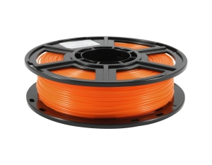 Flashforge PLA Transparent Orange 1.75 mm 0.5 kg